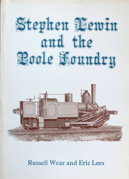 Image for STEPHEN LEWIN & THE POOLE FOUNDRY