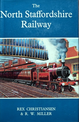 Image for THE NORTH STAFFORDSHIRE RAILWAY
