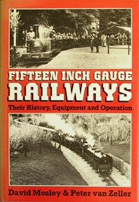 Image for FIFTEEN INCH GAUGE RAILWAYS.