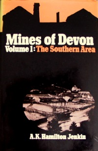 Image for MINES OF DEVON VOLUME 1: THE SOUTHERN AREA