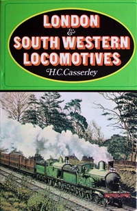 Image for LONDON & SOUTH WESTERN LOCOMOTIVES