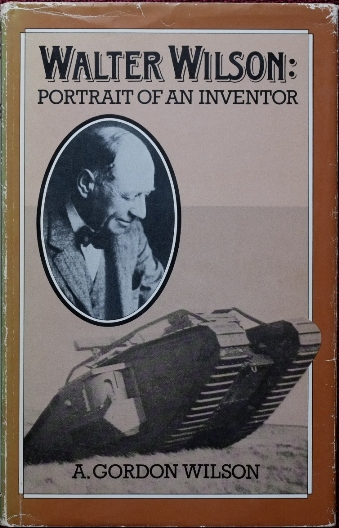 Image for WALTER WILSON:  PORTRAIT OF AN INVENTOR