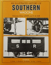 Image for AN ILLUSTRATED HISTORY OF SOUTHERN WAGONS Volume One