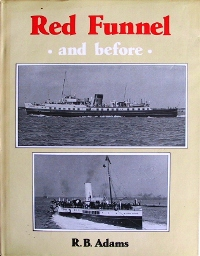 Image for RED FUNNEL AND BEFORE