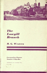 Image for THE LOWGILL BRANCH