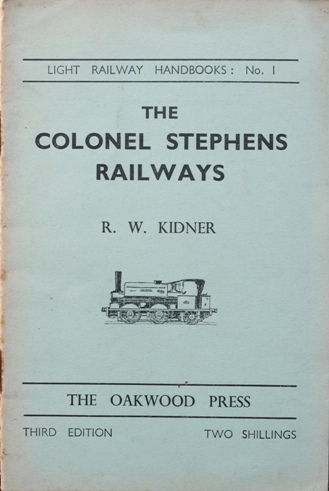 Image for THE COLONEL STEPHENS RAILWAYS