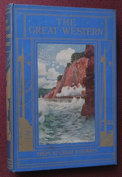Image for PEEPS AT GREAT RAILWAYS : THE GREAT WESTERN
