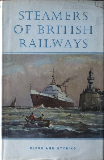 Image for STEAMERS OF BRITISH RAILWAYS AND ASSOCIATED COMPANIES
