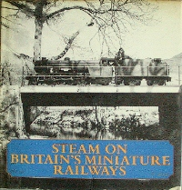 Image for STEAM ON BRITAIN'S MINIATURE RAILWAYS