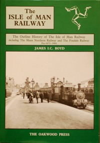 Image for THE ISLE OF MAN RAILWAY Volume 1