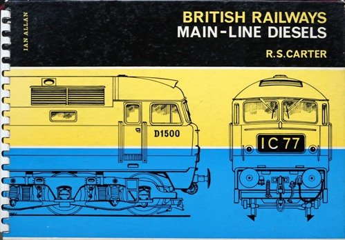 Image for BRITISH RAILWAYS MAIN-LINE DIESELS