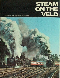 Image for STEAM ON THE VELD