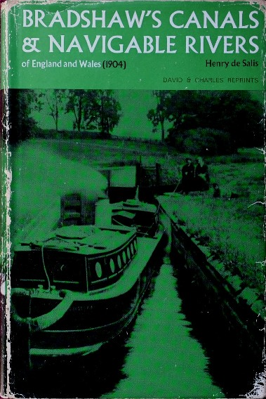 Image for BRADSHAW'S CANALS & NAVIGABLE RIVERS OF ENGLAND & WALES