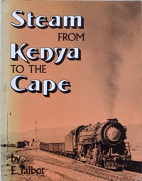 Image for STEAM FROM KENYA TO THE CAPE