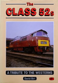 Image for THE CLASS 52s : A Tribute to the Westerns