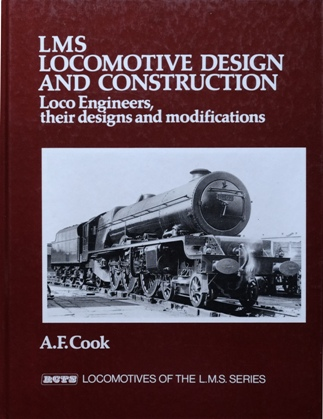 Image for LMS LOCOMOTIVE DESIGN AND CONSTRUCTION