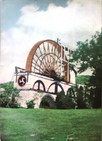Image for THE LADY ISABELLA WATERWHEEL OF THE GREAT LAXEY MINING COMPANY, ISLE OF MAN