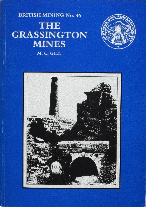 Image for THE GRASSINGTON MINES (BRITISH MINING No.46)