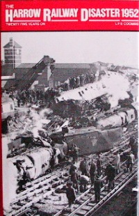 Image for THE HARROW RAILWAY DISASTER 1952