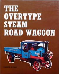 Image for THE OVERTYPE STEAM ROAD WAGGON