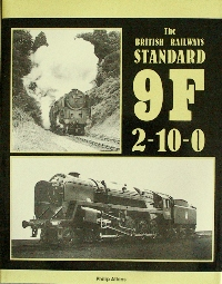Image for THE BRITISH RAILWAYS STANDARD 9F 2-10-0