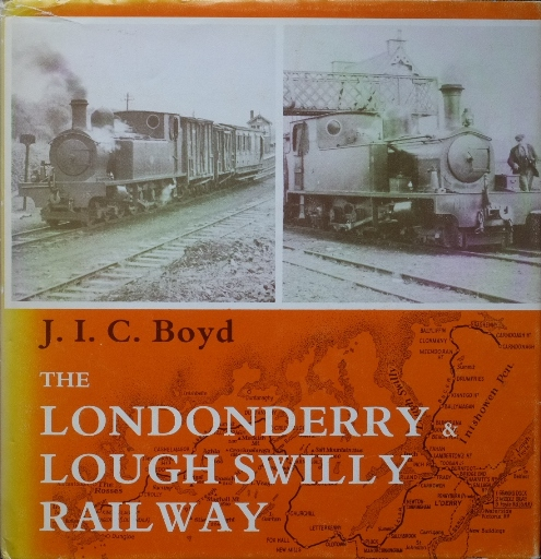 Image for THE LONDONDERRY & LOUGH SWILLY RAILWAY