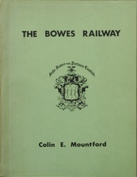 Image for THE BOWES RAILWAY