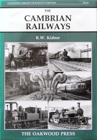 Image for THE CAMBRIAN RAILWAYS
