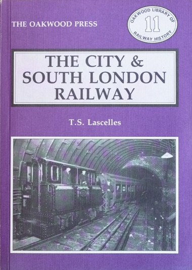Image for THE CITY & SOUTH LONDON RAILWAY