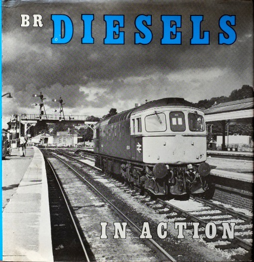 Image for BR DIESELS IN ACTION