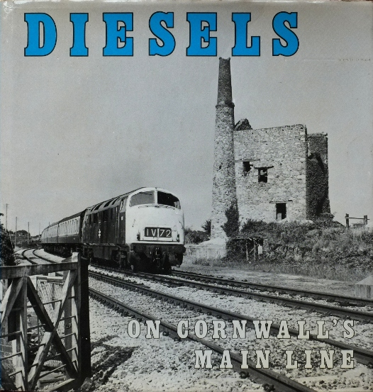 Image for DIESELS ON CORNWALL'S MAIN LINE