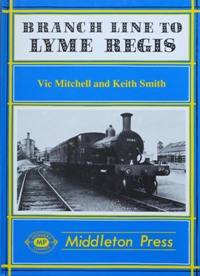 Image for BRANCH LINE TO LYME REGIS