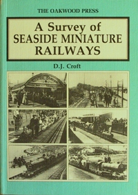 Image for A SURVEY OF SEASIDE MINIATURE RAILWAYS