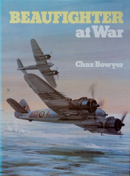 Image for BEAUFIGHTER AT WAR