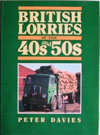 Image for BRITISH LORRIES OF THE 40s AND 50s