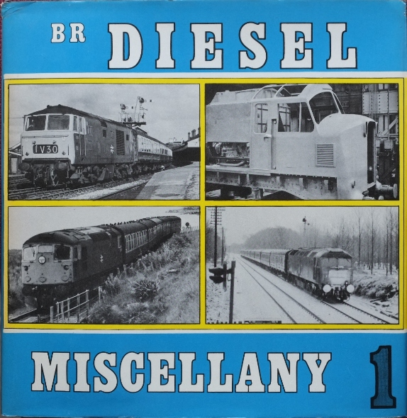 Image for BR DIESEL MISCELLANY 1