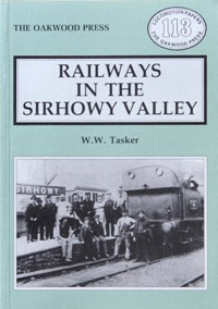 Image for RAILWAYS IN THE SIRHOWY VALLEY