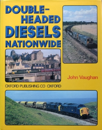 Image for DOUBLE-HEADED DIESELS NATIONWIDE
