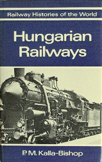 Image for HUNGARIAN RAILWAYS