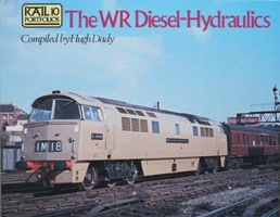 Image for RAIL PORTFOLIOS 10 :  The WR Diesel-Hydraulics