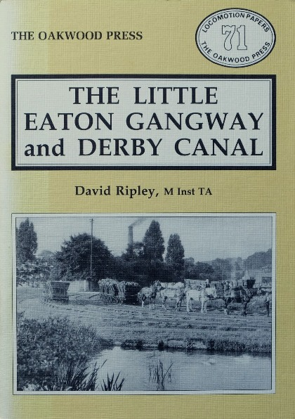 Image for Little Eaton Gangway and Derby Canal