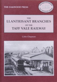 Image for THE LLANTRISANT BRANCHES OF THE TAFF VALE RAILWAY