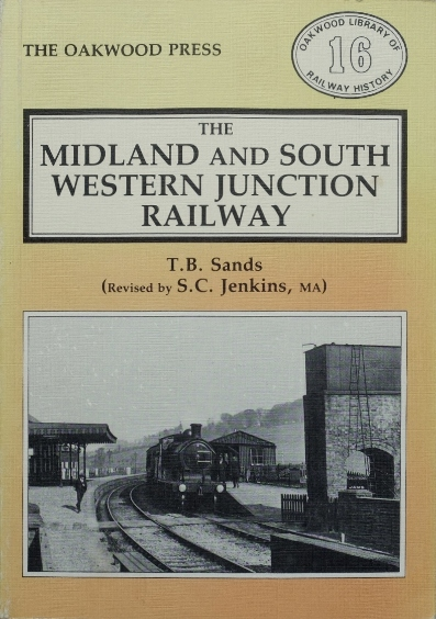 Image for THE MIDLAND & SOUTH WESTERN JUNCTION RAILWAY