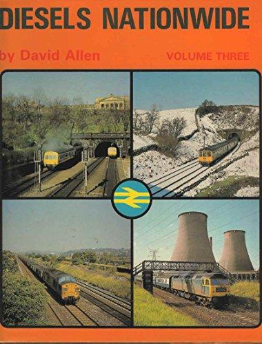 Image for DIESELS NATIONWIDE Volume Three