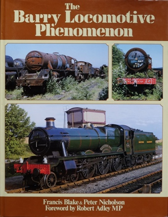 Image for THE BARRY LOCOMOTIVE PHENOMENON