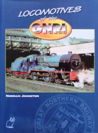 Image for LOCOMOTIVES OF THE G.N.R.I.