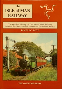 Image for THE ISLE OF MAN RAILWAY Volume 3