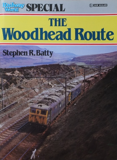 Image for THE WOODHEAD ROUTE