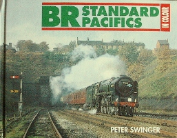 Image for BR STANDARD PACIFICS IN COLOUR