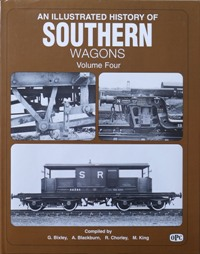 Image for AN ILLUSTRATED HISTORY OF SOUTHERN WAGONS Volume Four
